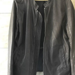 Rick Owens RARE XL MOTO Leather Jacket